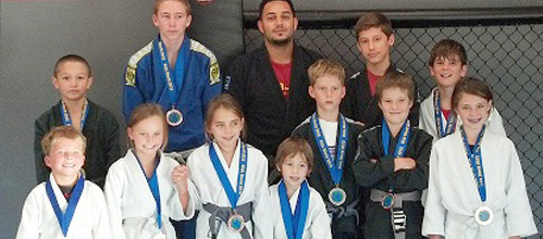 Jiu Jitsu Team Brings Home Medals From 2012 World Championships