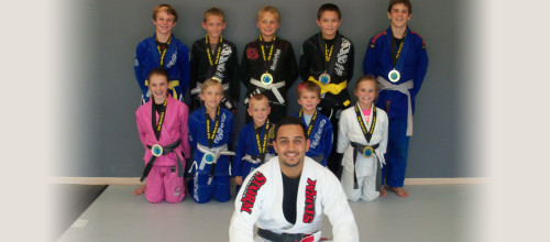 Ramona Jiu Jitsu Kids Win 2013 World Titles!